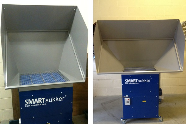 SMARTsukker with single top and double top